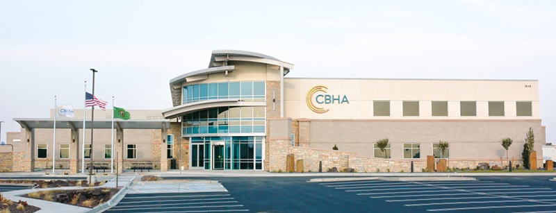 Columbia Basin Health Association New Building